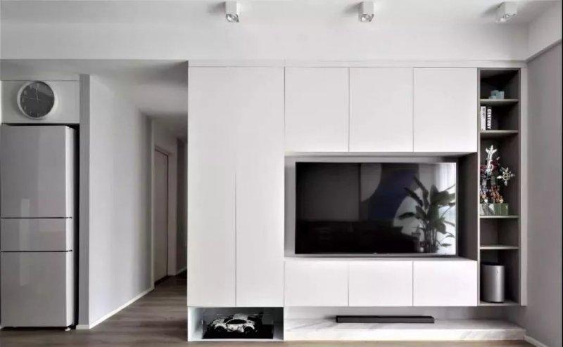 梵帝尼现代美式风家装设计 满足你理想的居住要求图片