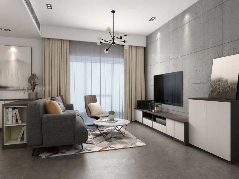 索菲亚电视背景墙设计 让客厅档次瞬间高一倍