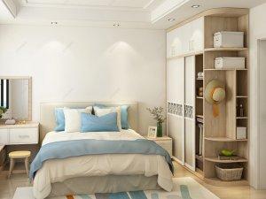 美国史丹利stanley家居科罗系列卧室