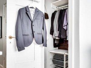 迷你型公寓衣柜装修效果图 超小型衣柜图片