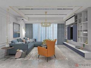 劳卡全屋定制图片 家居装修效果图