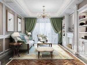 玛格全屋定制图片 美式客厅开放式书柜图片