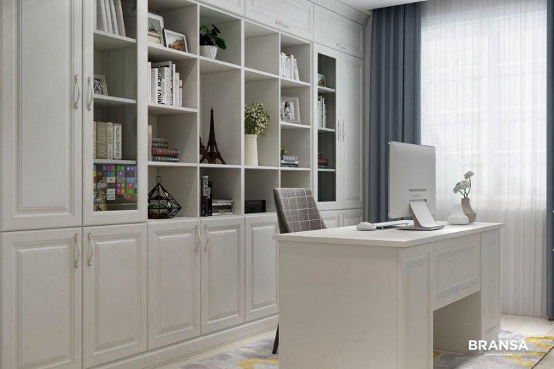 布兰莎全屋定制·佛罗伦萨 三室一厅120㎡ 家居装修