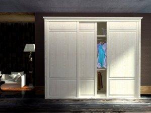 拉斐尔衣柜效果图 多款卧室移门衣柜门效果图大全