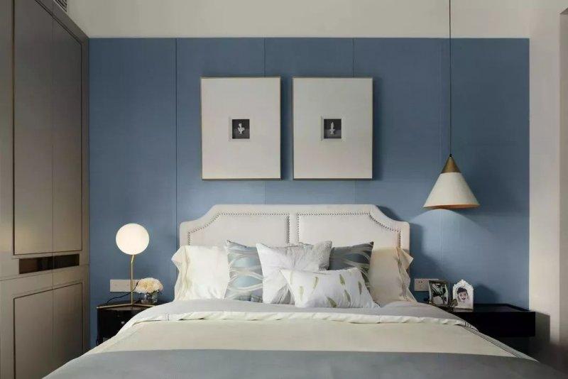 德瑞邦全屋定制 轻奢卧室衣柜设计效果图 灰色整体衣柜图片