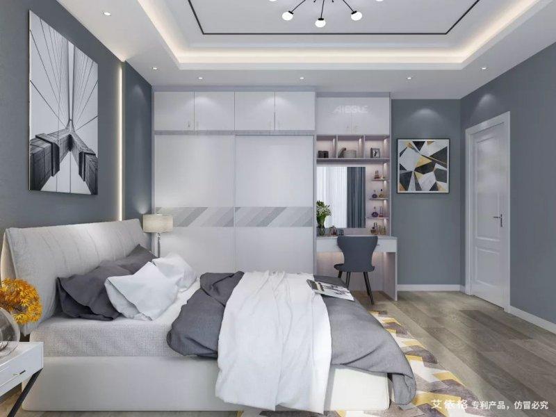 苍木云烟2.0系列卧室设计