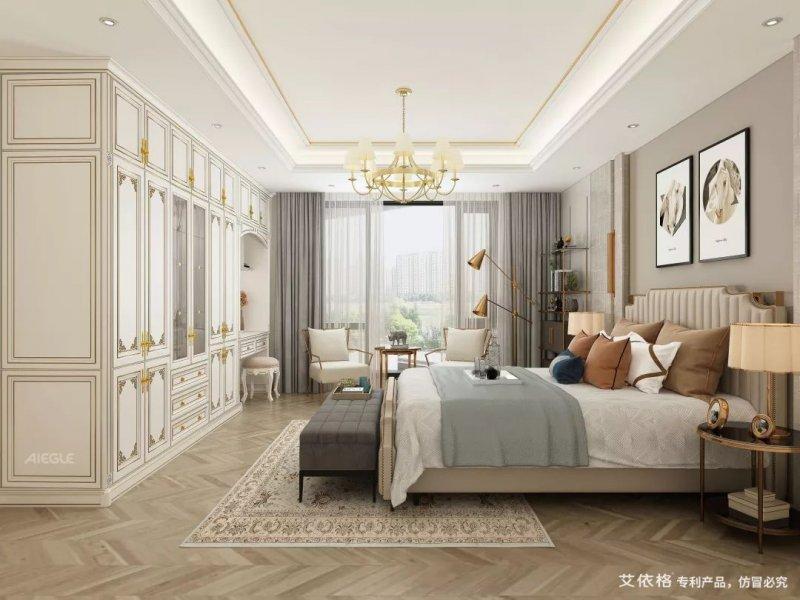 亚特兰系列卧室设计