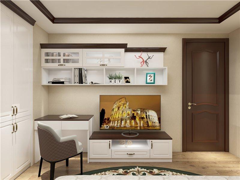 万林宅配  摩尔世家系列卧房空间