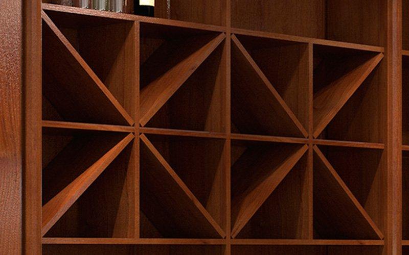 伊沙貝拉  艾佳伯爵系列全鋁酒柜效果圖