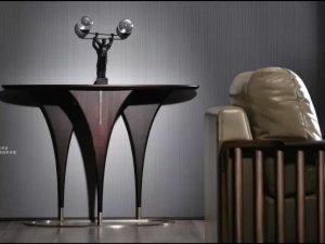 联邦定制家  心象素系列  现代轻奢风格