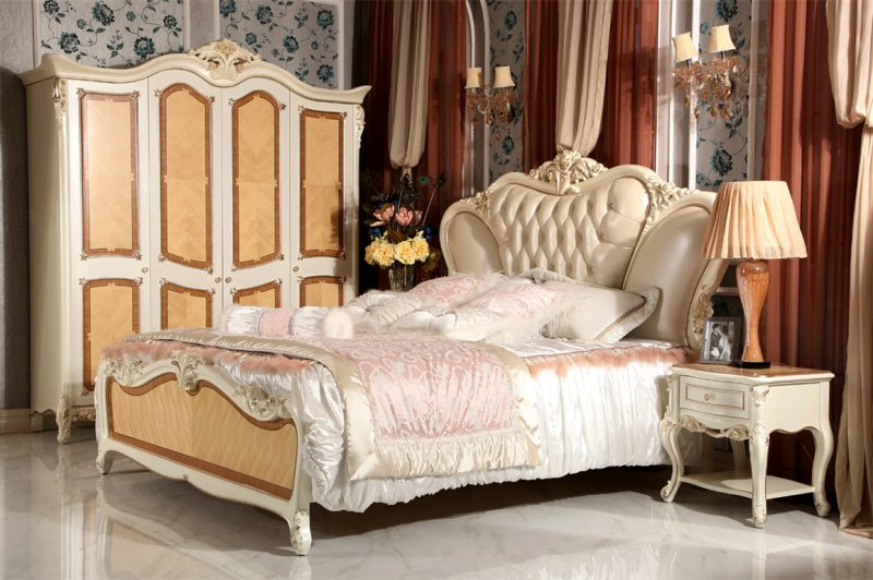 易郡美家家具 伊諾卡丹浪漫系列  歐式風格