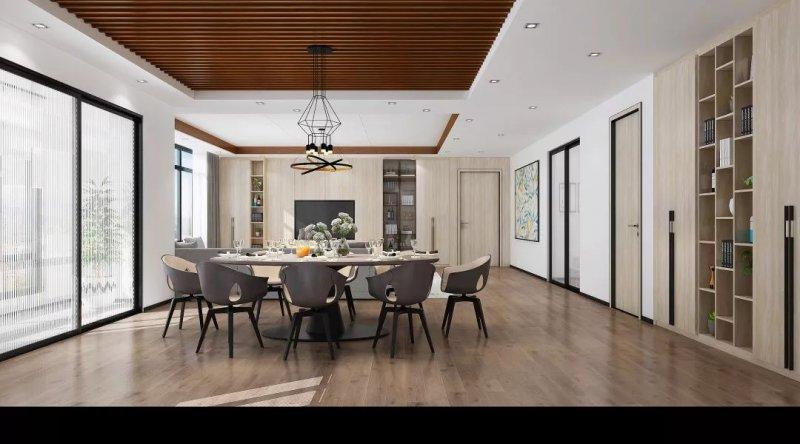 客餐厅空间