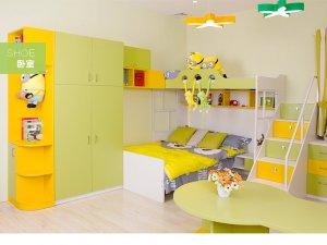 BEHOME佰怡家 简约风格儿童房卧室家具