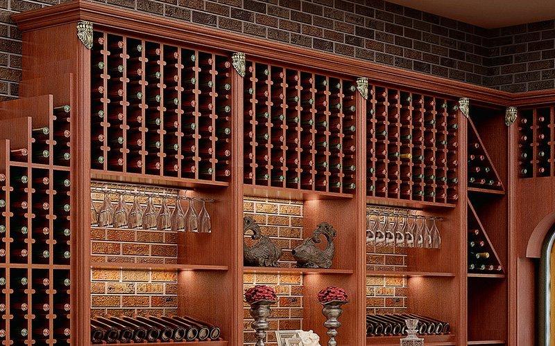 伊沙贝拉 古堡庄园  全铝酒柜酒窖