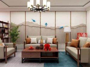 A家家具  芳华系列  新中式风格