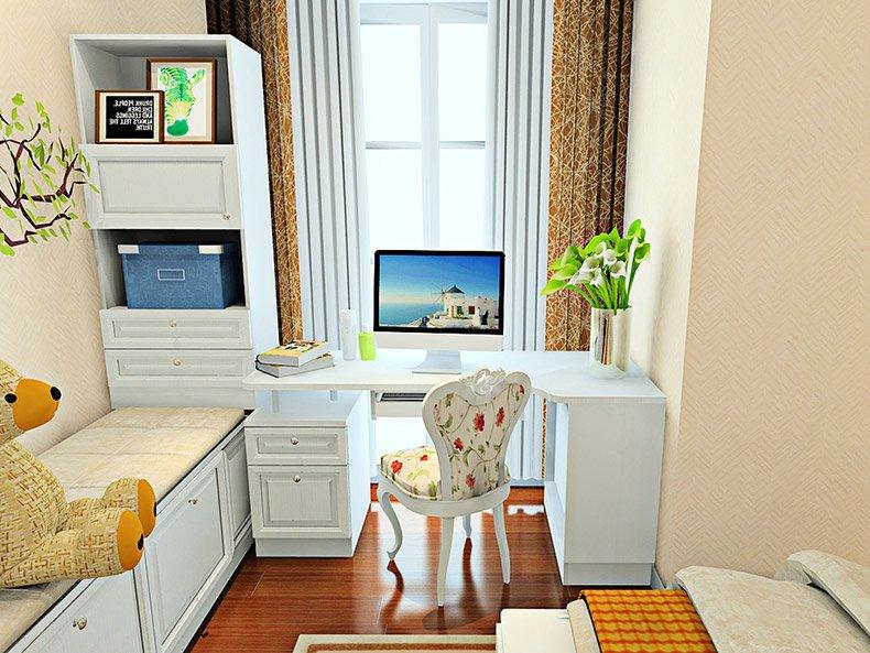 维意定制 现代简约风格经济型全屋定制家具整体