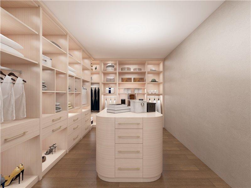万林宅配 现代风格米兰系列卧房空间