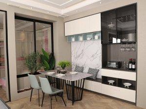 BEHOME佰怡家图片 餐厅实景图