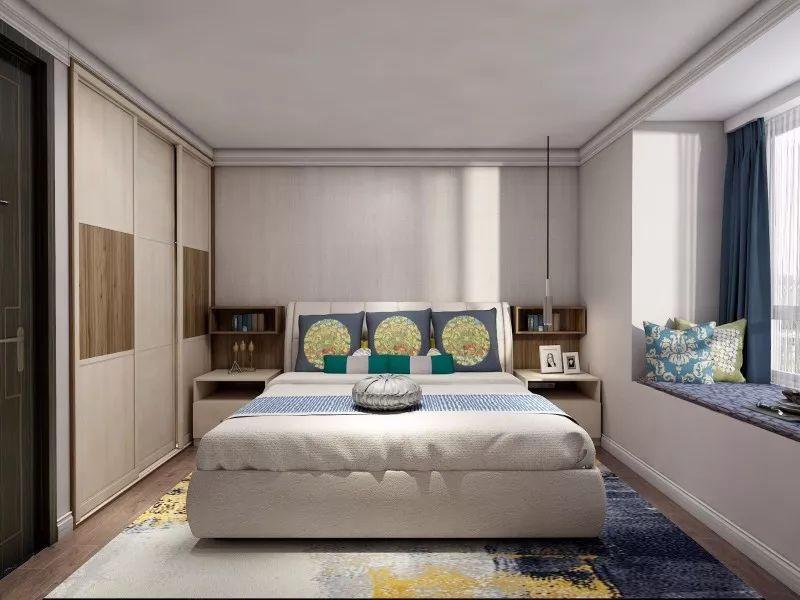 欧派衣柜  雅格系列 现代原木风格