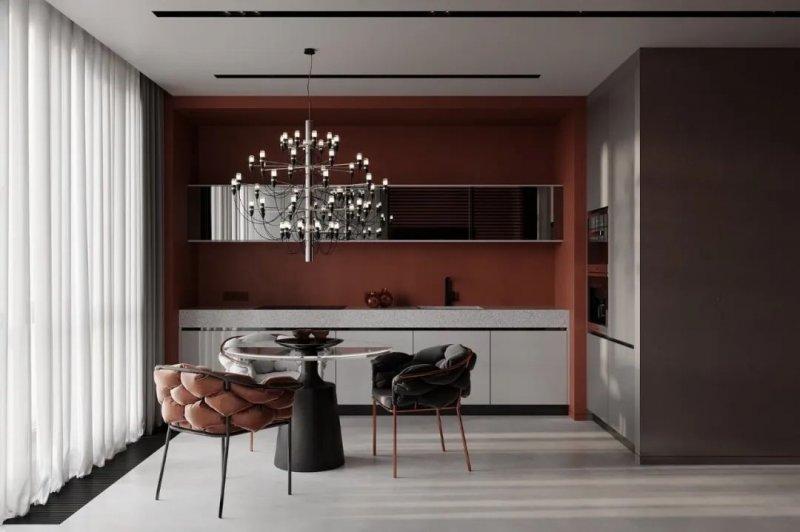 梵帝尼新中式風格家裝設竹炭包計 兩種顏色共同成就的家居