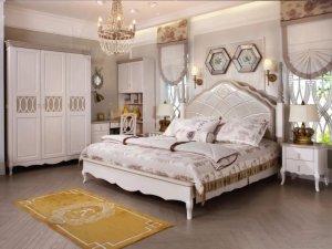 东家家居  王室系列卧室效果图