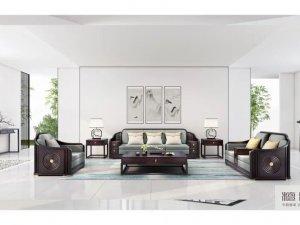 檀颂家具 和·空纳万境 现代中式风格