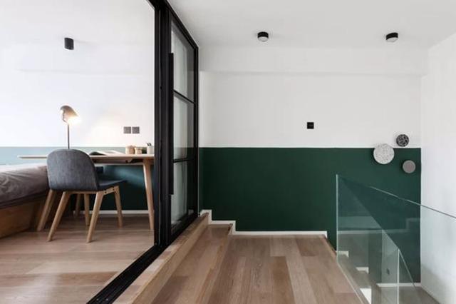 40㎡家裝案例:住4口人太擠 改造成雙層公寓 多了個次臥