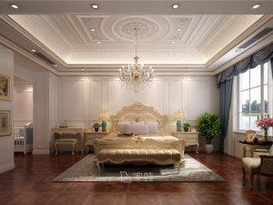 尚东鼎别墅项目装修图片 欧式风格设计方案展示