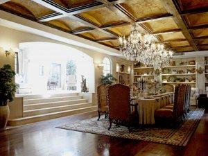 保利茉莉公馆别墅全屋定制图片 欧式古典风格设计方案