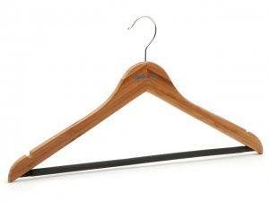 裕祥晾衣机 实木晾衣架 室内西装晾衣架