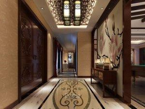 锦海大厦三房户型装修图片 现代风格设计案例效果图
