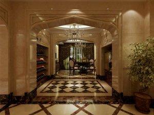 长泰东郊御园别墅装修图片 新古典风格设计案例