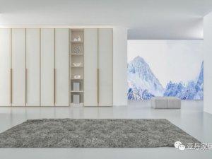 亚丹家居 高级定制五大系列产品 轻奢风格