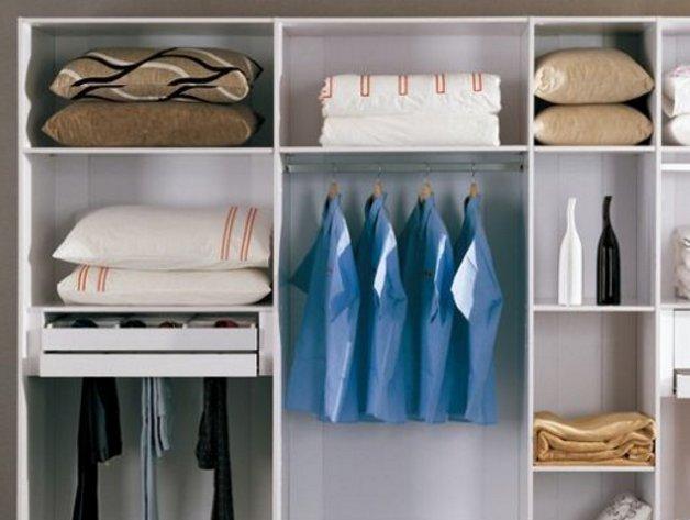 衣柜大理石干挂件收纳架有多少种?小衣柜如何增加收纳能力?