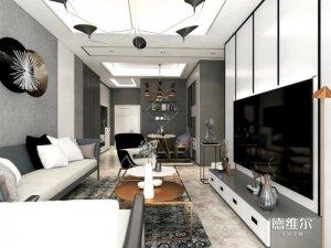 电视柜设计案例 让你认真挑选电视柜