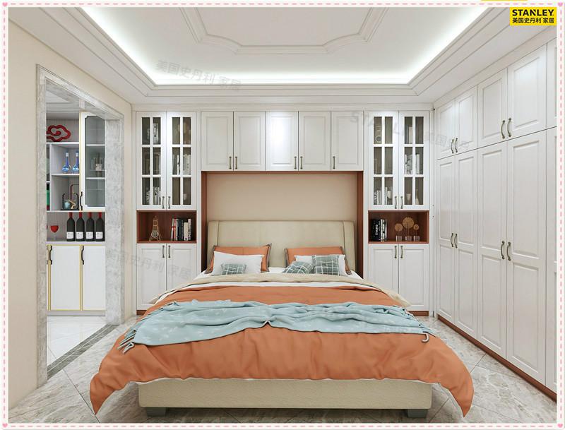 8款高颜值卧室衣柜案例 谁看了不赞一声好_1
