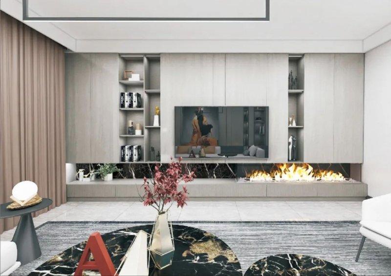 多功能客厅设计 新设计带来生活新方式