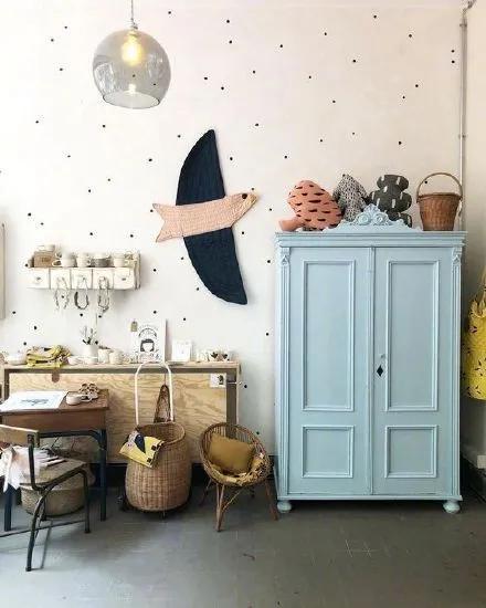 柏萊雅兒童房設計 給孩整體廚房臺面子一個有趣的靈魂棲息地
