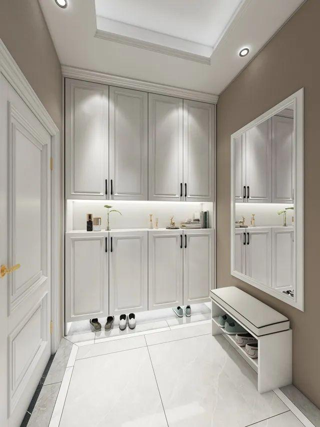 適而居歐式風格家裝案例 從設計到搭配都非常卷簾門多少錢一平米的美