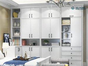品质拉手效果图 让衣柜更显格调