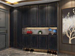卡登莱衣柜 功成名就系列 后现代风格