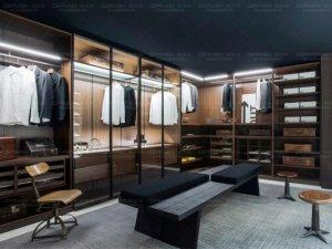 衣柜设计方案 让你提升幸福感的设计