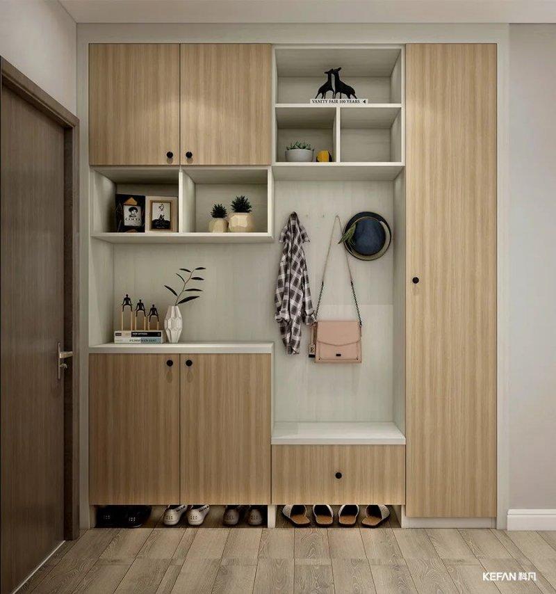 现代风格家装案例 简单实用不失优雅的家