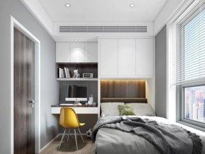 卧室设计方案 小卧室也能拥有大空间