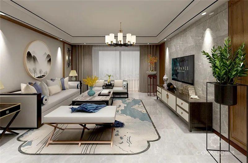 电视柜设计 让你的房子简单又有创意_1