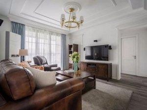 美式风格家装设计 好看又实用的家居空间