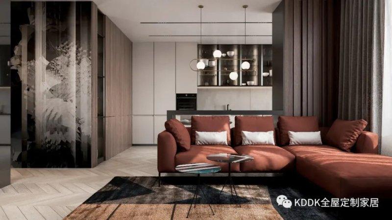 简约风格家装设计 让整个空间即素雅又灵动