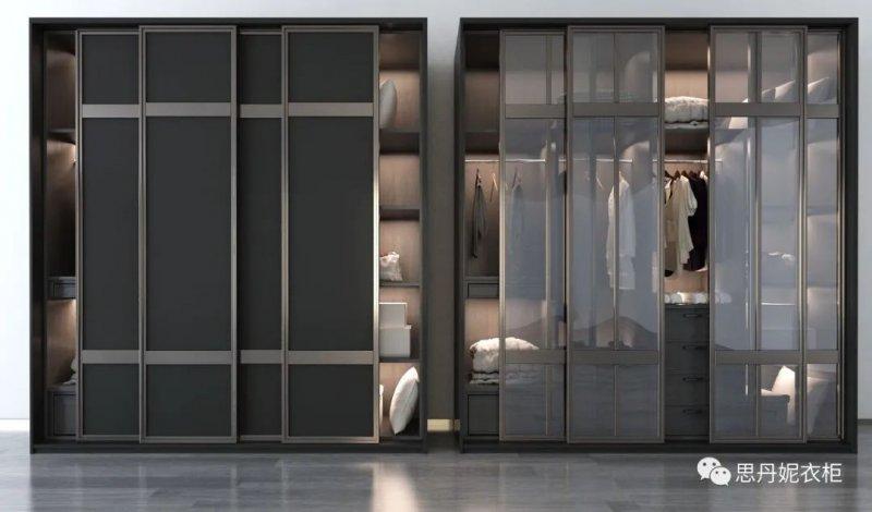 几款好看的衣柜设计 您可千万别错过