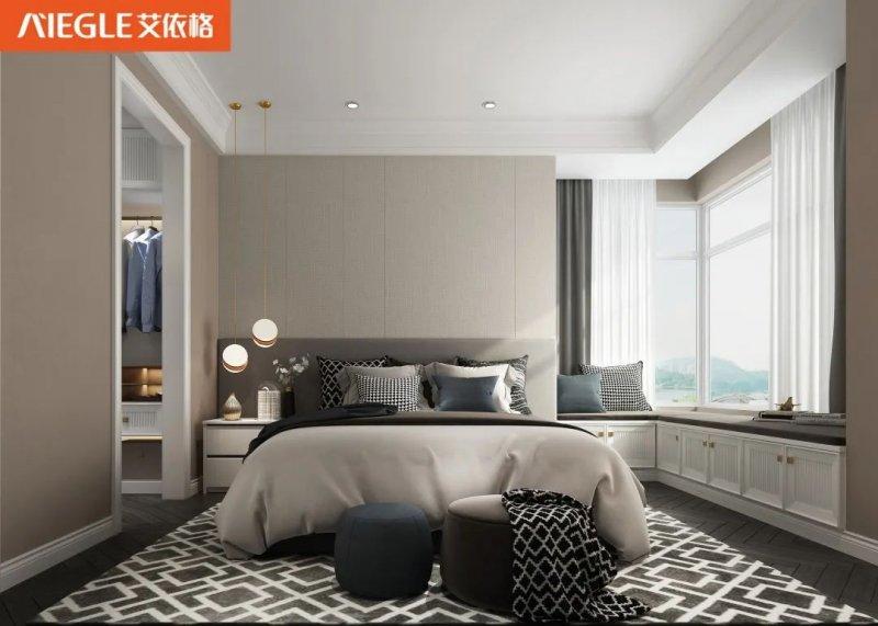 维也纳系列卧室卡座设计