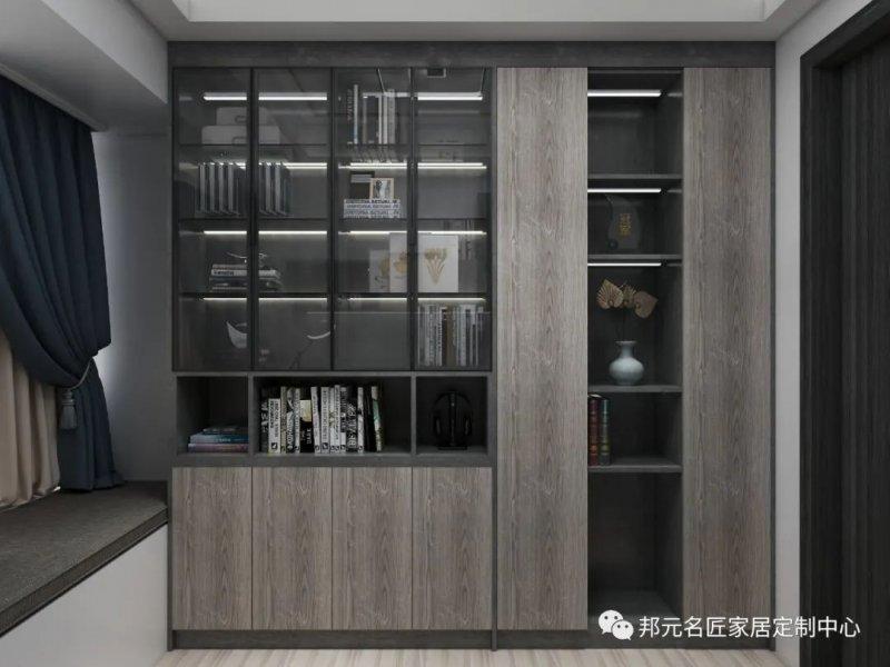 30款餐边柜设计效果图 每款都能让家里颜值倍增_30